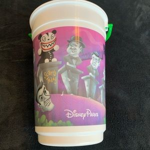 🍒💣 Disneyland Haunted Mansion Popcorn buckets